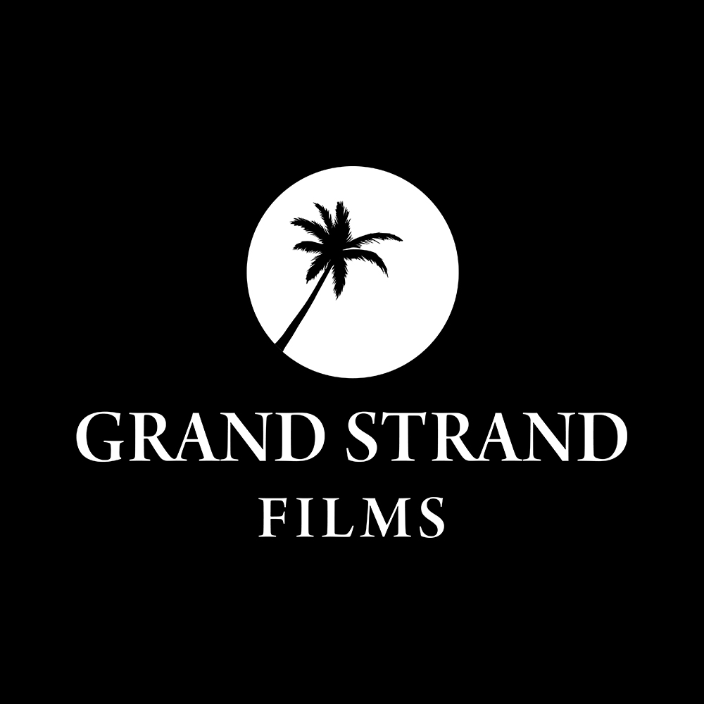 Grand Strand Films Logo (B&W)