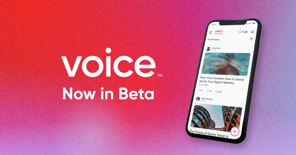 Voice: Now in Beta
